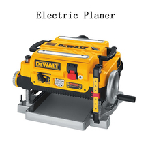 220V Woodworking Table Planing Plate Planer DW735  Multi-function Small Electric Planer цена и фото