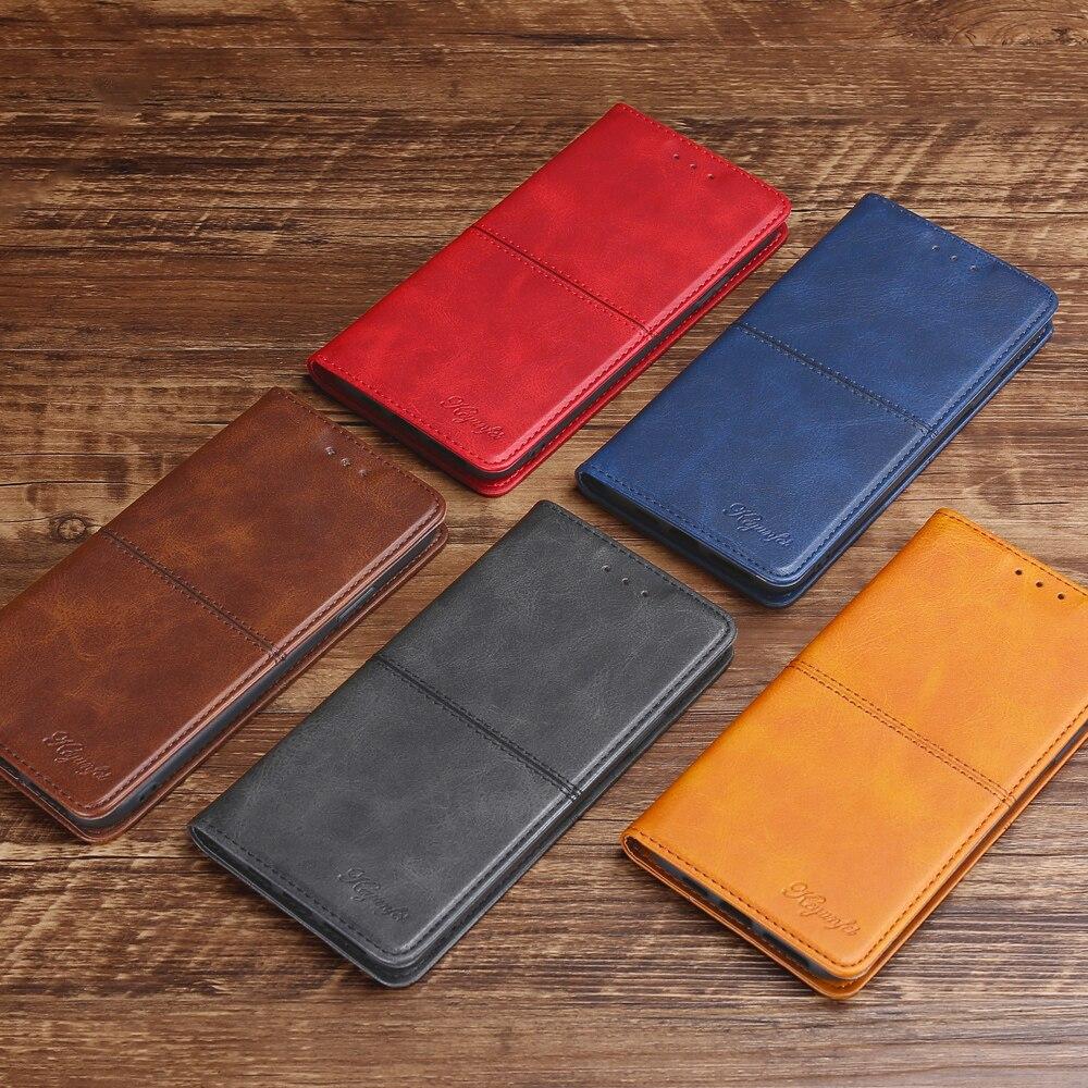 Leather Flip Case For LG K51 K61 Q70 K50 K50S K40 K40s Q60 V40 V50 G5 G6 G7 G8 G8S K20 K30 X2 2019 Stylo 5 4 Wallet Magnet Cover
