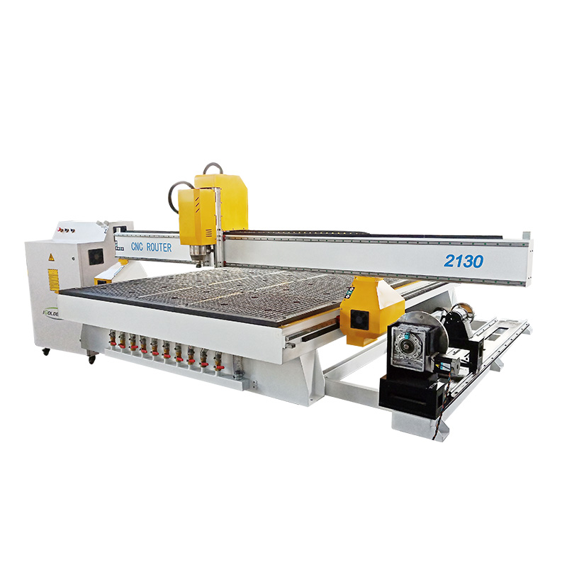 good cheap 4th axis cnc router 4 axis 2130 1325 wood carving machine woodworking for beginner