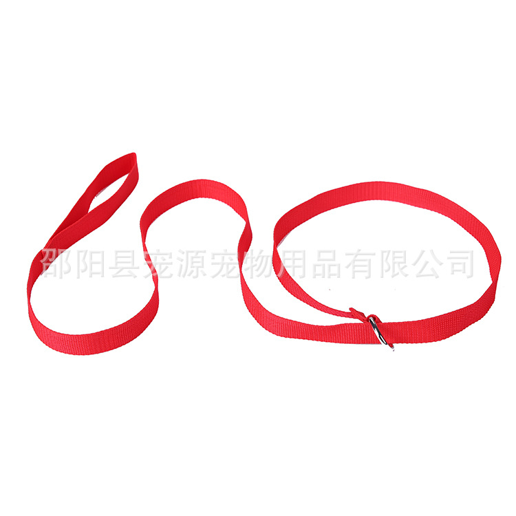 Manufacturers Direct Selling A Large Amount Supply Pp Pet Collar Traction Rope Dog Traction Belt High Quality P Pendant A Genera