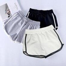 Pajamas Shorts Loungewear Teenage Pants Summer Women New Lacing Loose Girls