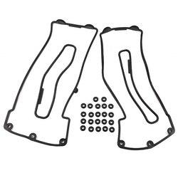 Pokrywy zaworów silnika uszczelka podkładki 11129071589 dla BMW 540I 740I X5 Z8 1998 2005|Korpus cylindra i części|   -