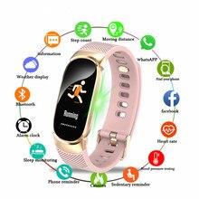 Women Sport Smart Watch Men IP67 Waterproof fashion SmartWatch Heart Rate Blood Pressure Pedometer Watch Clock For Android iOS