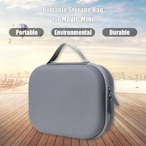 Image 5 - For PC Mini Drone Carrying Case with Sufficient Durability and Ruggedness Storage Bag Travel Case for DJI Mavic Mini Protective