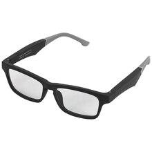 HOT-Smart Glasses Wireless Bluetooth Hands-Free Calling Music Audio Open Ear Anti-Blue