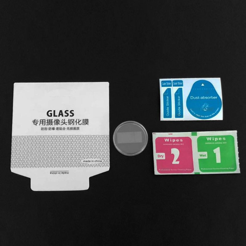 OOTDTY Camera Lens Tempered Glass 2.5D Screen Protector For One Plus 7 Pro Glass Tempered Camera Glass Protective Back Lens Film