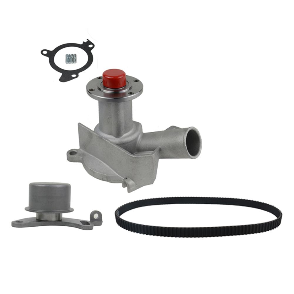 AP03 New WATER PUMP&Timing Belt Tensioner&Timing Belt for <font><b>BMW</b></font> 3er <font><b>E30</b></font> 320 325 5er E34 <font><b>325is</b></font> 325 325iX 520i 525i image