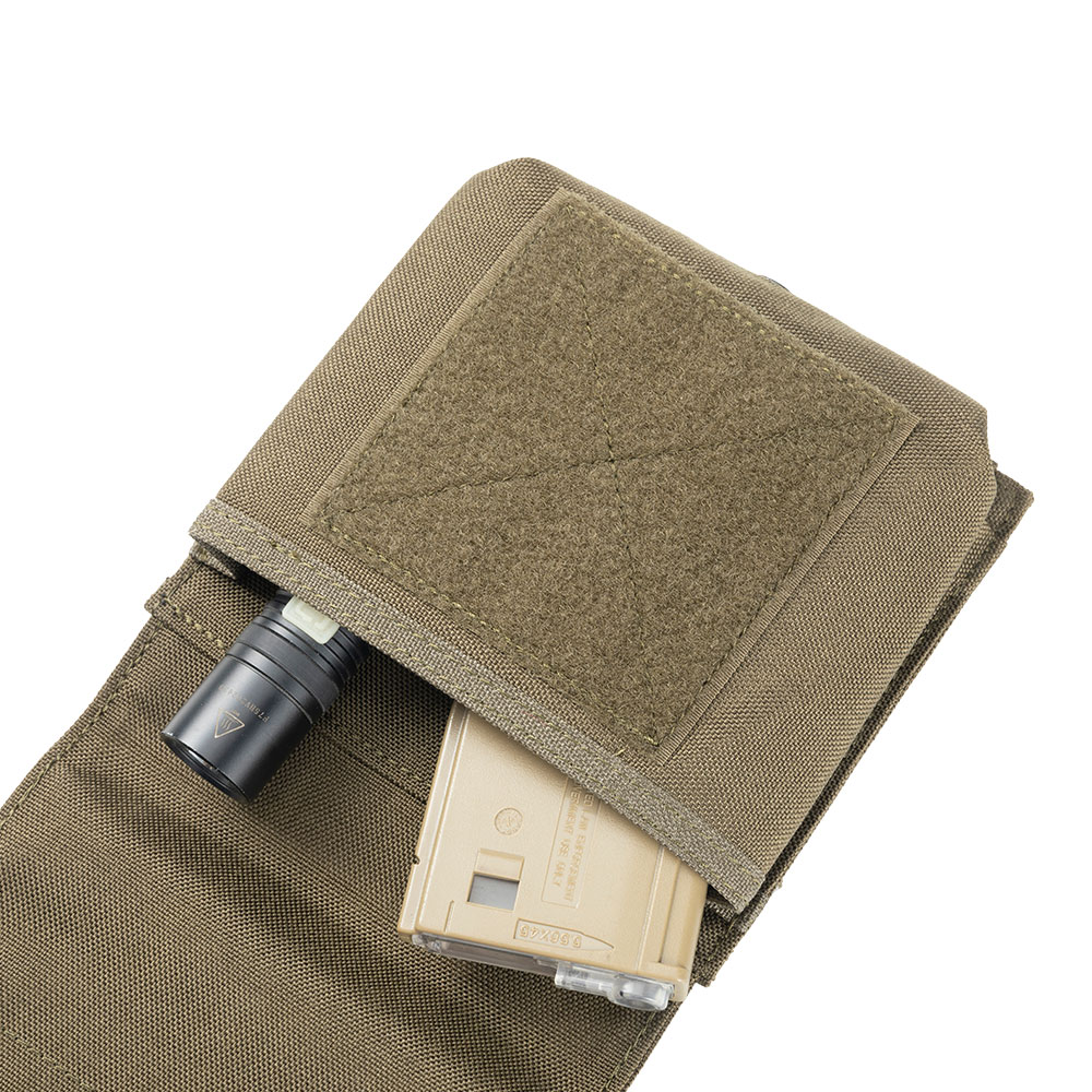 Tactical Equipment Outdoor Simple Utility Molle Hunting Magic Tap Waist Pouch Gadget Storage Accessories