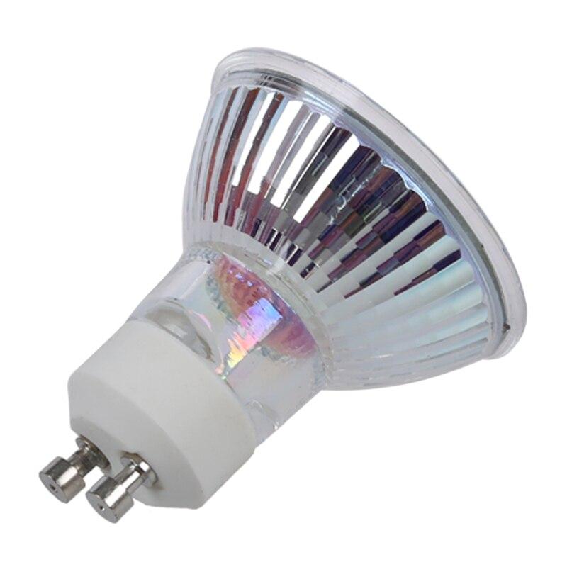 branco puro 6500k luz do ponto lâmpada 220v novo