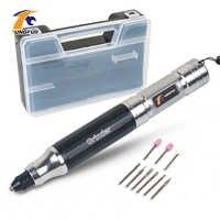Tungfull Cordless Drill Bit Tool Dremel Mini Drill New Mini Electric Drill Power Tools Engraver Electric Pen Diy Cutting