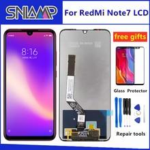 Original LCD For Xiaomi Redmi Note 7 LCD Display 10 Touch Screen For Redmi Note 7 LCD 7 Pro Display With Frame Assembly Parts 6 26 original lcd for xiaomi redmi note 7 lcd display touch screen digitizer assembly for redmi note 7 pro lcd with frame