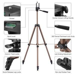 Image 4 - ترايبود مع جهاز التحكم عن بعد المهنية كاميرا حامل ثلاثي القوائم ل DSLR كاميرا كاميرا صغيرة محمولة ترايبود للهاتف كامير
