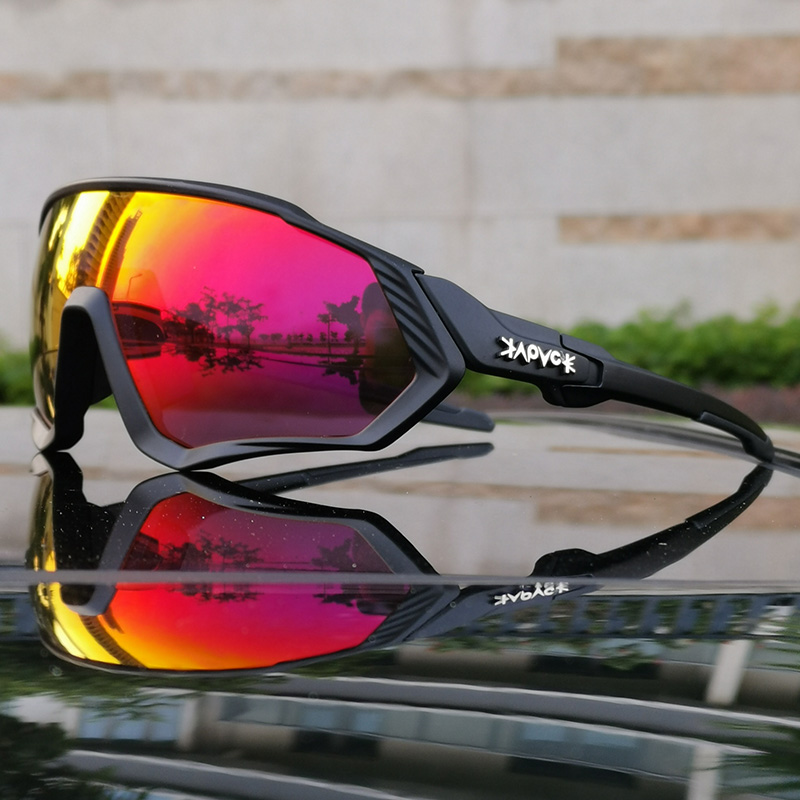 Outdoor Sport Cycling Sunglasses for Men Women TR90 Frame Bike Mountain Bike MTB Bicycle Cycling Glasses Oculos Ciclismo