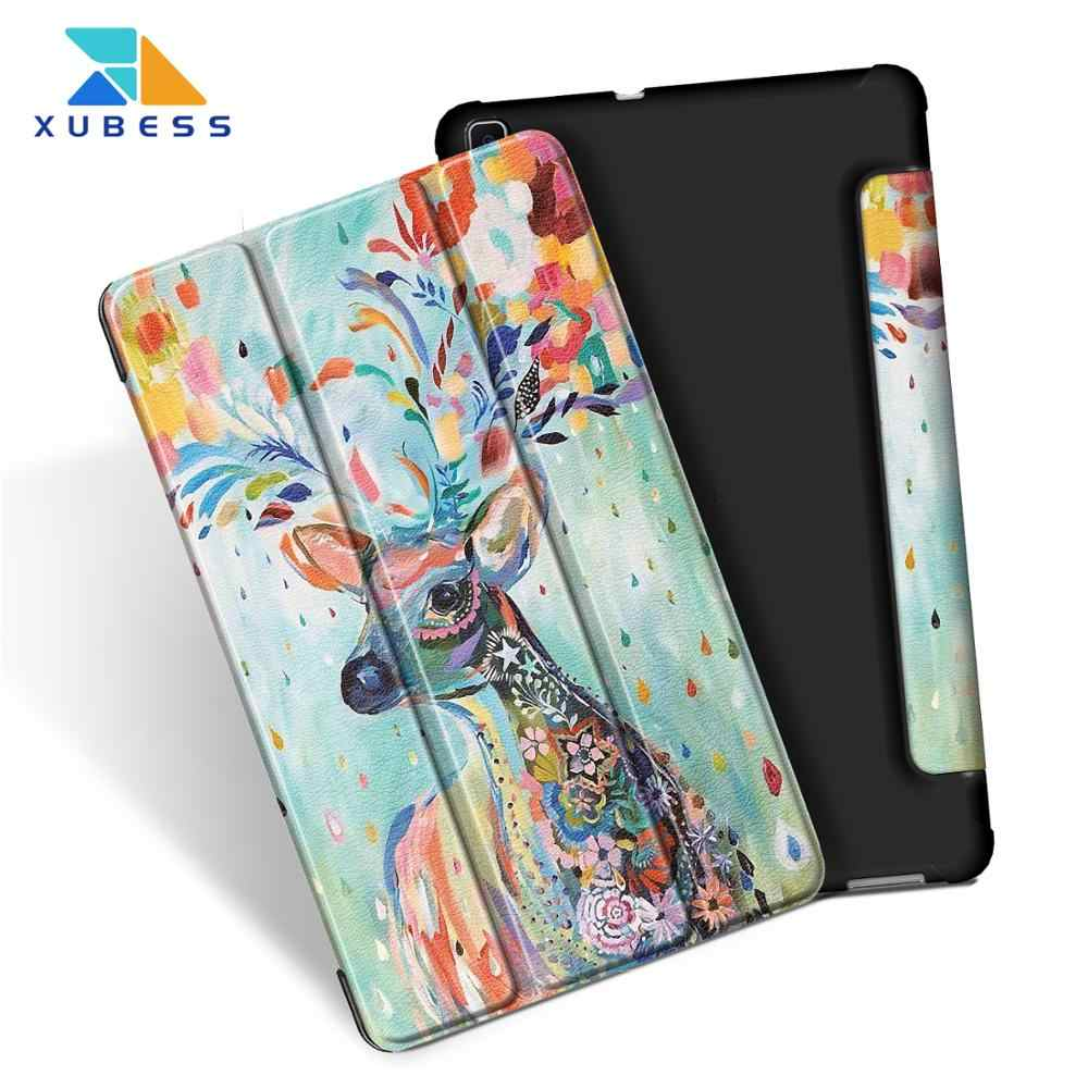 Untuk Samsung Galaxy Tab S5E SM-T720 SM-T725 Tablet Cover Case
