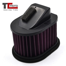 TCMOTO Motorcycle Filter High Flow Air Cleaner for Kawasaki Z800 Z 800 2013 2014 2015