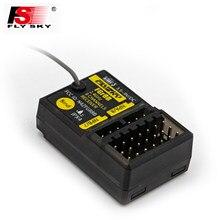 Flysky fgr8b 2.4ghz 8ch receptor pwm/ppm/i-bus saída para afhds3 transmissores rf módulos pl18/nb4/nb4 lite/frm302 rc barco