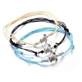 Sea Turtle Charm Bracelet 1