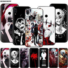 Tokyo Ghoul Anime Case Voor Xiaomi Redmi 4A 4X5 5A 6 6A 7 7A S2 Note Gaan K20 pro Plus Prime 8T(China)