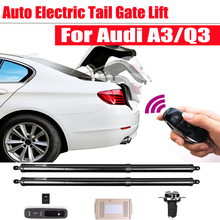 Car Electronics smart automatic electric tail gate lift For Audi A3 Q3 2014-2017 2018 2019 2020 Remote Control Trunk Lift car electric tail gate lift special for lexus es 2018 easily for you to control trunk