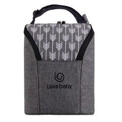Termos الطفل حقيبة الأمومة حقيبة يد زجاجة تستخدم في الرضاعة غطاء الطفل جهاز تسخين الطعام سطل زجاجات حقيبة أكياس العزل bolso termico biberon