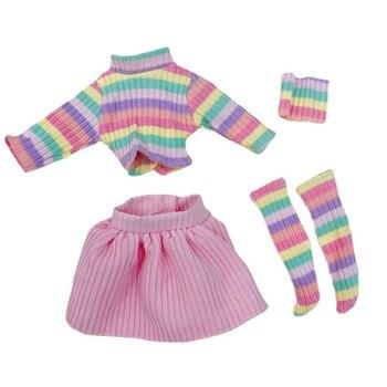 Одежда для шарнирных кукол 30 см. 5