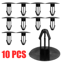 New Arrival 10pcs Set Windscreen Cowl Scuttle Panel Retainer Fastener Trim Clip For Honda Car Interior Accessories