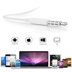 Image 3 - Huawei Honor AM115 Headset with 3.5mm in Ear Earbuds Earphone Speaker Wired Controller for Huawei P10 P9 P8 Mate9 Honor 8