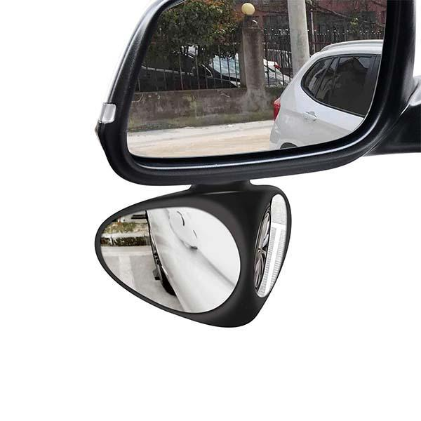 Car-styling Blind Spot Mirror Auto Motorcycle Car Rear View Mirror Extra Wide Angle Adjustable Rearview Mirror 1Pcs