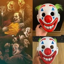 Cosplay Props Phoenix-Mask Joker Christmas-Costume Halloween Joaquin Masks Arthur Fleck