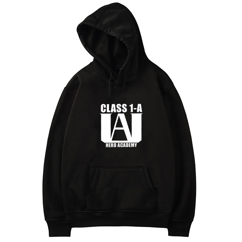 My Hero Academia Hoodies Harajuku Sweatshirt Women Hoodies Men Pullover Clothes Oversized Hoodie Womens Clothing Korean Hoodies