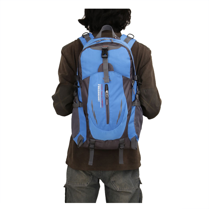 Large Capacity Waterproof Camping Backpack Sports Hiking Backpack Cycling Climbing Backpacks Travel Outdoor Bags Men Women in Climbing Bags from Sports Entertainment