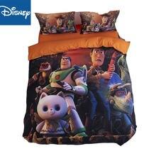 Disney toy story Комплект постельного белья один размер пододеяльник