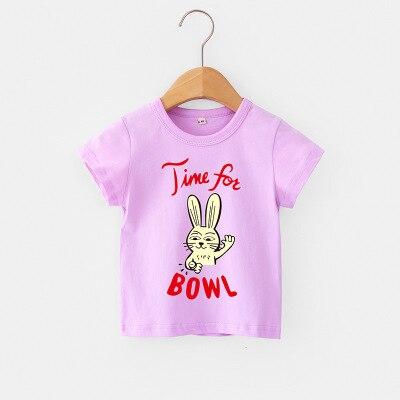 Hde516ad3888446fbbe2ccfd46f7fbef6l VIDMID Baby girls t-shirt Summer Clothes Casual Cartoon cotton s tees kids Girls Clothing Short Sleeve t-shirt 4018 06
