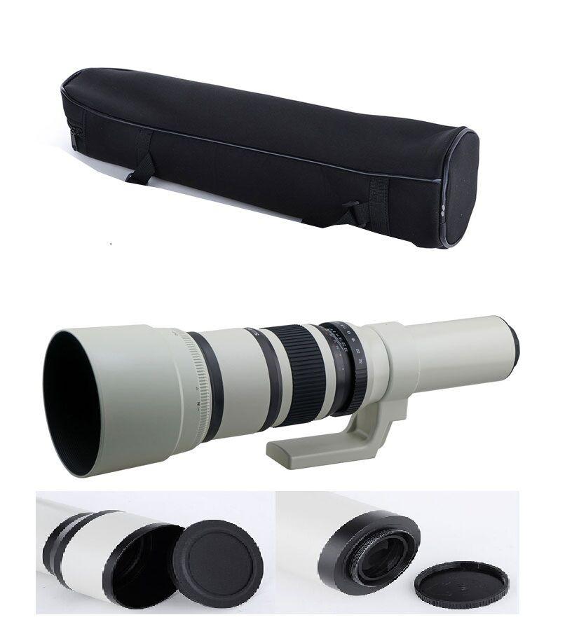 Jintu 500 мм f/63 t mount super telephoto zoom объектив камеры