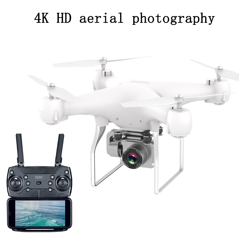4K drone Rc Helicopter 1080P Quadrocopter With Camera Drone Profissional Rc Drone One Key Return Drone Helicoptero Toys For Kids