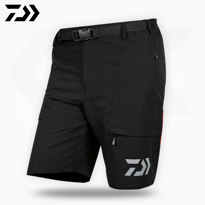 Daiwa Fishing Shorts In Fishing Clothing Breathable Man Summer Fishing Pants Shorts Trekking Outdoor Hiking Pants Travel
