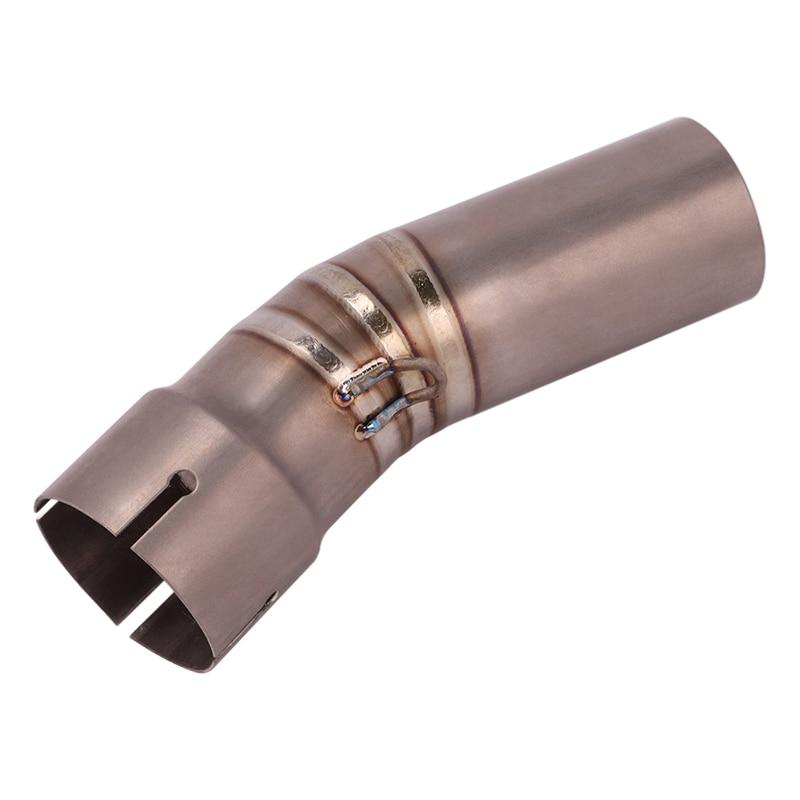 Глушитель выхлопной трубы из титанового сплава средний трубопровод