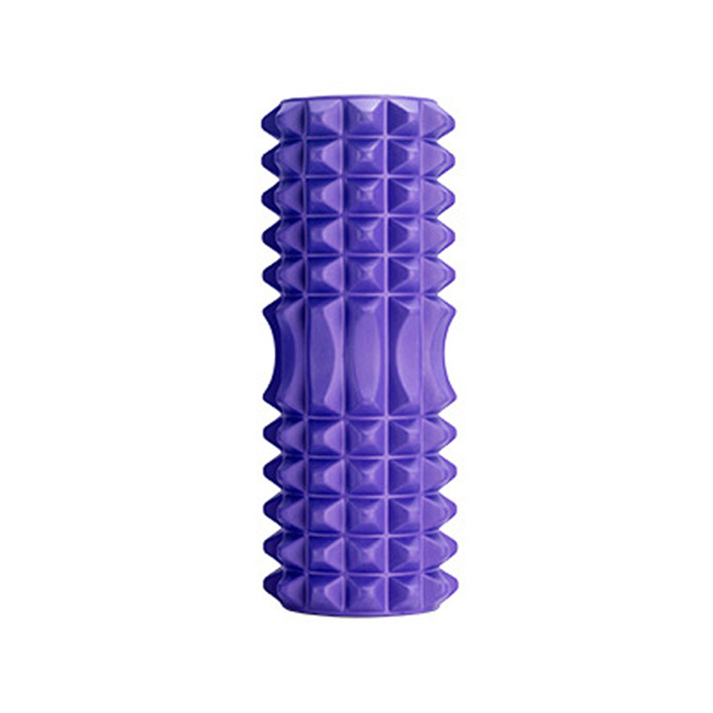 Yoga Block Fitness Equipment Eva Foam Roller Blocks Pilates Fitness Gym Exercises Physio Massage Roller Yoga Block Sport Tool