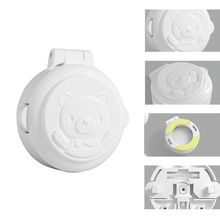 1 Pc Button Security Lock Car Washing Machine Computer Key Start Protection Cover Baby Safety Prevent Pressing Device