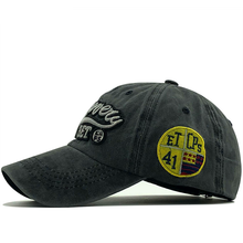 New Retro Fishing Baseball Caps For Men Hats Casquette Brand Snapback Women's Caps Washed Bone Men Hat Gorras 3D Letter Cap