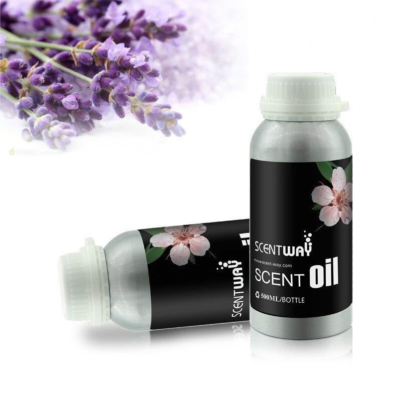 500ml 100% Natural Aroma de Perfume Óleo Essencial de Aroma Máquina Fragrância Óleo de Aromaterapia Difusor Umidificador de Ar