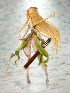 Image 3 - Vertex Elf Aldeia 1st Aldeão Archeyle PVC Figura de Ação Anime Figura Modelo Brinquedos Sexy Girl Figura Colecionável da Boneca Presente