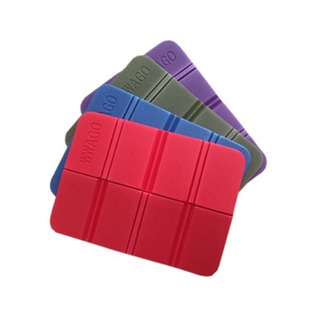 Foam XPE Foldable Folding Seat Cushion Portable Waterproof Picnic Mat Pad The Latest Upgraded Version 4 Colors
