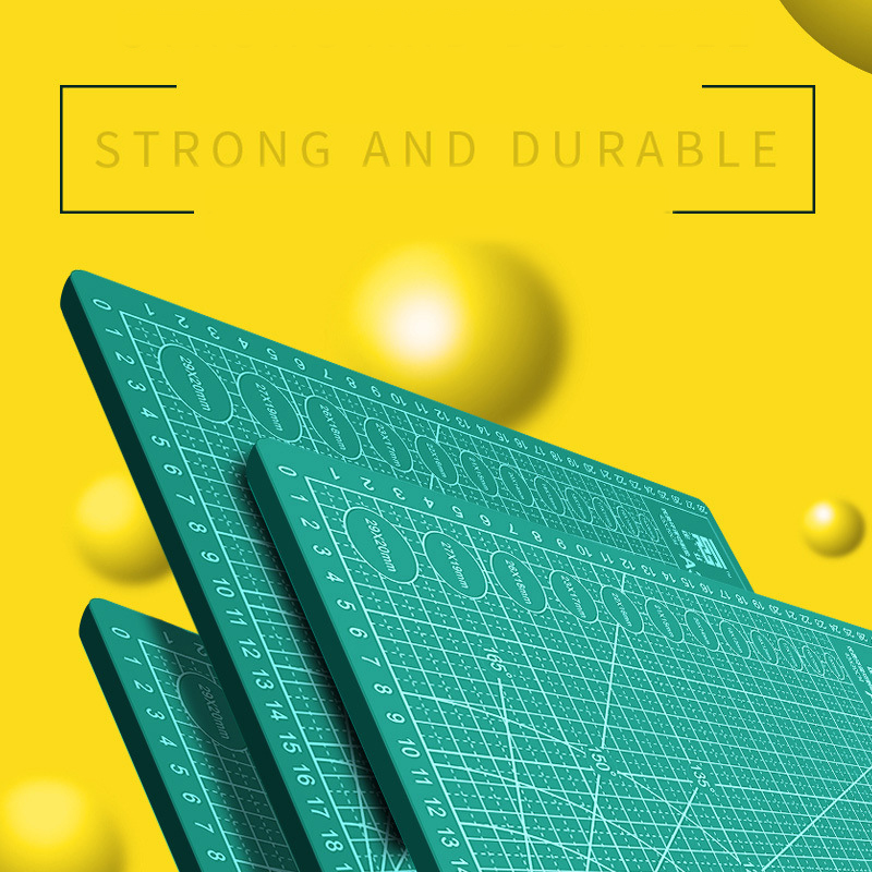 A3 Cutting Board A2 Art Pad Cutting Examination Board A4 Diy Manual Self-repair Student Painting Workbench Pvc Carving Pad Board