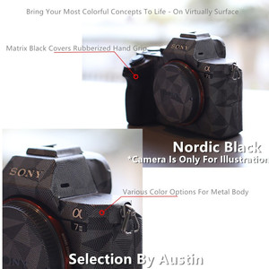 Image 4 - Funda protectora antiarañazos para cámara Sony A7III A7R3 A7M3