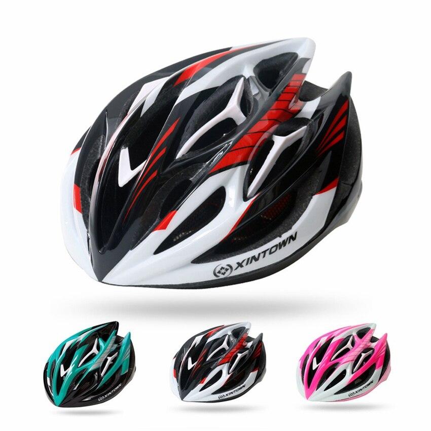 Casques de vélo ultralégers vélo Halmet vtt route montagne Casque Velo Kask Casco Bicicleta Hombre hommes femmes casques de vélo