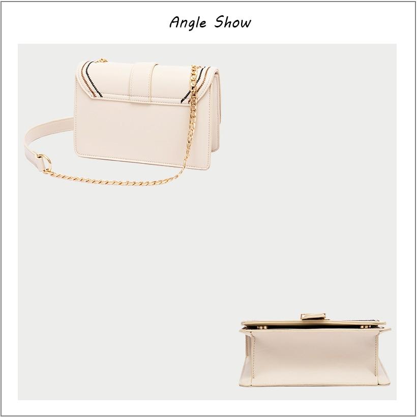 lady bag beige leather