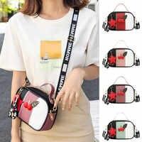 2020 Summer Fashion Women Bags Casual Mixed Colors Messenger Crossbody Bag Handbag Single Should Bags#G30