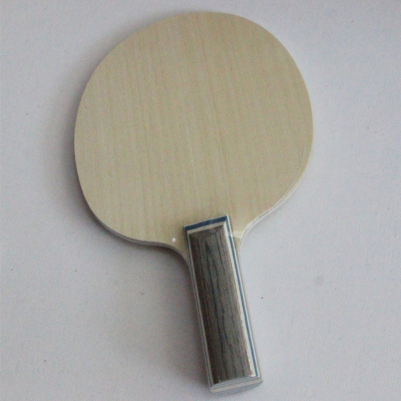 Lemuria Vis Professional 5 Ply Wood With 2 Ply Arylate Carbon Fiber Table Tennis Blade Long Or Short Handle Ping Pong Rackets