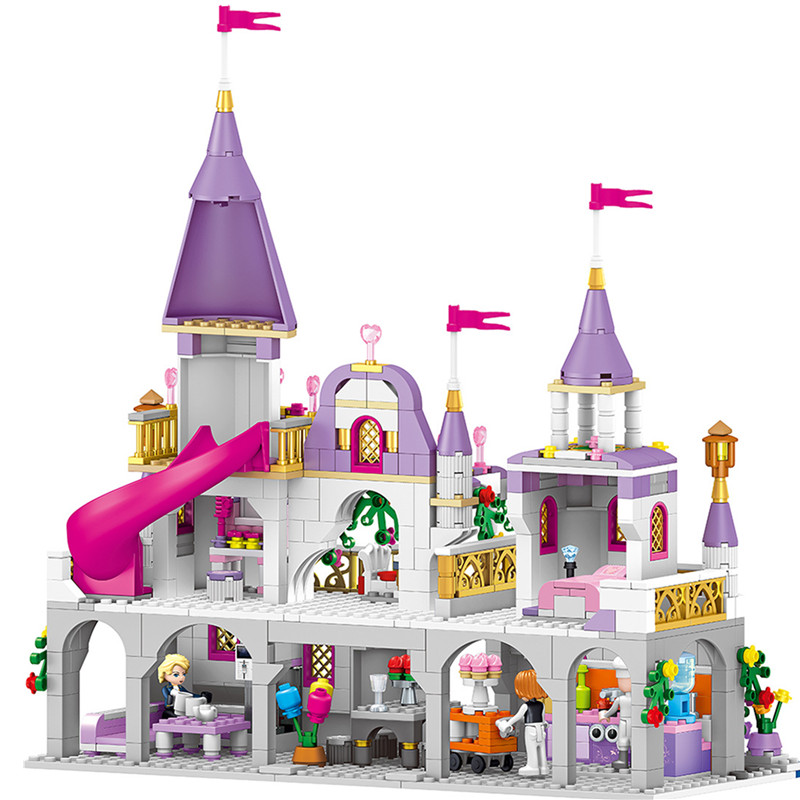 Girls-Compatible-with-Legoinglys-Friends-731PCS-Building-Blocks-Princess-Windsor-Castle-Bricks-Toys-for-Girl-Gift